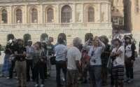 Andalucía recibe 4,3 millones de turistas extranjeros hasta julio, un 5,1% menos