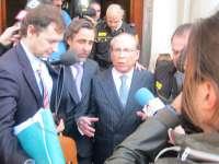 Detienen a José María Ruiz-Mateos por orden de una jueza de Palma