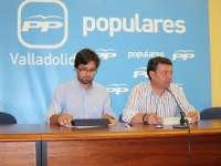 PP de Valladolid anima a sus representantes a aportar ideas en la Ordenación del Territorio para que no sea
