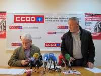 UGT y CCOO ven con desconfianza la continuación del Plan Prepara que anuncia el Gobierno