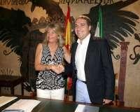 La Diputación y el Ayuntamiento de Marbella impulsarán la creación de empresas y el espíritu emprendedor