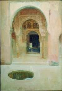 Más de 65.000 personas visitan la exposición de Sorolla que acoge la Alhambra