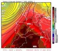 Mallorca permanecerá este jueves en alerta naranja, y Menorca y las Pitiusas continuarán en alerta amarilla