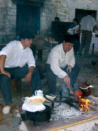 Ochagavía celebrará este fin de semana la fiesta 'Orhipean: oficios y tradiciones'