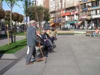 El número de pensiones en Euskadi se situó en 508.851 en agosto, un 1,2% más