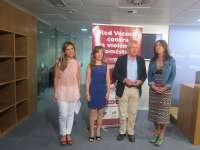 La Red Vecinal contra la Violencia Doméstica ha atendido ya a 500 víctimas de malos tratos