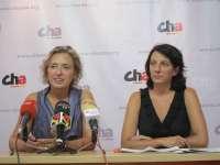CHA pide al Gobierno de Aragón un plan para conseguir la igualdad entre mujeres y hombres en el deporte