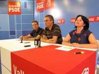 El PSOE augura un inicio de curso complicado con los recortes y pide que se convoquen las ayudas a libros en septiembre