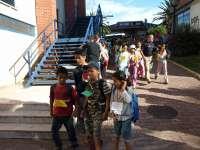 Regresan a Tinduf los 60 niños saharauis que han participado en el programa 'Vacaciones en paz 2012'