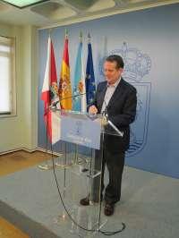 Caballero afirma que el acto de constitución de la asamblea del Área Metropolitana de Vigo supone el