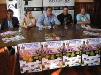 Más de 2.000 personas participarán desde mañana en la primera Concentración Motera de San Antolín de Palencia