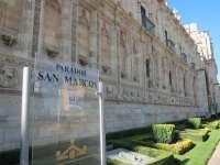 Paradores confirma su intención de reformar el Hostal San Marcos de León pero de forma