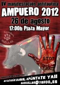 El colectivo Huellas Cantabria convoca un acto antitaurino este domingo en Ampuero