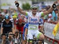 Gamarra cifra en más de 2,6 millones el reporte económico para Logroño de la etapa de la Vuelta Ciclista a España