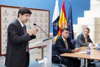 El Gobierno de Canarias baja a nivel 1 el incendio de la Gomera