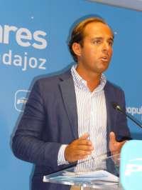 El PP dice sobre el acto en el Carrefour de Mérida que los políticos tienen