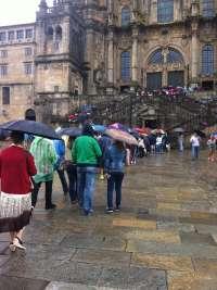 Ampliada hasta el jueves la exposición al público del Códice Calixtino en la Catedral por la