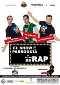 El Auditorio Parque Almansa de San Javier acoge este domingo 'El Show de la Parroquia a ritmo de rap'