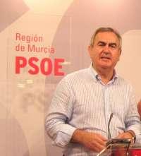 Tovar (PSRM) critica que el Gobierno de Rajoy venda como mejora