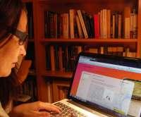 La salmantina Pilar Porras crea el blog 'Discalibros', que se acerca a  libros que abordan el tema de la discapacidad