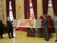 El Ayuntamiento de Murcia firma un protocolo de intenciones con la ciudad china de Quzhou