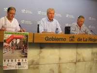 La Vuelta Ciclista a La Rioja en categoría junior nacional reunirá a 120 promesas del 7 al 9 de septiembre