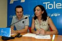 PP Toledo alerta de que El Corte Inglés no va a instalarse en la ciudad y pide a Page que sea