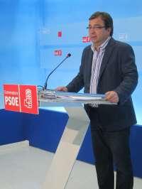 Fernández Vara insta a Monago a que acuda a la Conferencia de Presidentes representando a