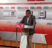 Villarrubia pide a Herrera que se desmarque de ciertas medidas nacionales de recortes