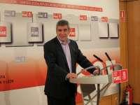Villarrubia defiende la continuidad de los pequeños ayuntamientos y entidades locales