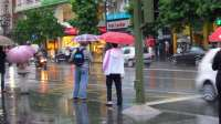 Inestabilidad y lluvia se instalan esta semana en el nordeste peninsular y los cielos estarán despejados en el resto