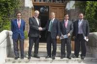 Solvay, que genera unos 2.000 empleos en Cantabria, está