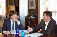 El alcalde de Soria y el presidente de la Diputación no llegan a un acuerdo respecto al convenio de Bomberos