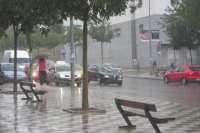 La Rioja entra este miércoles en alerta amarilla por lluvias y tormentas
