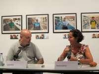 La Casa Revilla de Valladolid acoge una exposición fotográfica con retratos de 72 habitantes de la ciudad