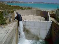 (AMP) CHS prevé que con construcción del segundo baipás se duplique la capacidad de incorporación de agua en septiembre