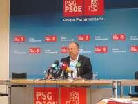 El PSdeG califica al actual Gobierno gallego de