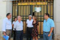 PSOE insta a Zoido a consensuar la obra de Sinaí con comercios y pide impulsar la reforma del mercado Cruzcampo