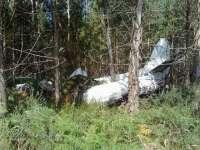 Un informe señala que las condiciones para aterrizar en Lavacolla cuando se estrelló la avioneta
