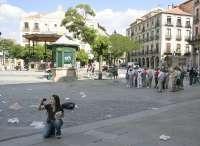 Los turistas extranjeros dejaron 77 millones de euros en julio en la Comunidad, un 77,4% más que en 2011