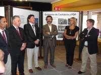 Inaugurada 'La casa del oso en Liébana', que se ubicará provisionalmente en el Parador de Fuente Dé