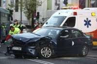 Los accidentes de tráfico bajan un 2,9% en Las Palmas de Gran Canaria en los primeros seis meses del años