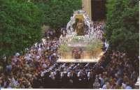 La Virgen de la Victoria de Málaga procesionará por las calles del centro de la ciudad el 8 de septiembre