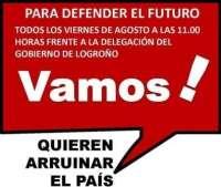 Los sindicatos celebrarán una segunda Cumbre Social en La Rioja para recabar mayor apoyo ante futuras movilizaciones