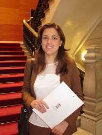 Dimite la concejala Administración Pública y Hacienda en el Ayuntamiento, Carmen Alsina