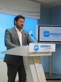 El PPdeG insiste en que Galicia
