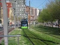 El tranvía de Bilbao ofrecerá servicios especiales este domingo con motivo del partido Athletic Club - Valladolid C.F.