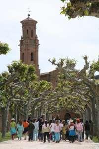 Más de 4.500 personas asistieron a las actividades culturales de 'Veruela Verano'