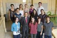 El Gobierno foral otorga 11 prórrogas y 10 nuevas becas a 21 estudiantes navarros para ampliar sus estudios artísticos