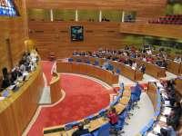 El Parlamento de Galicia suprime la indemnización por cese para los diputados